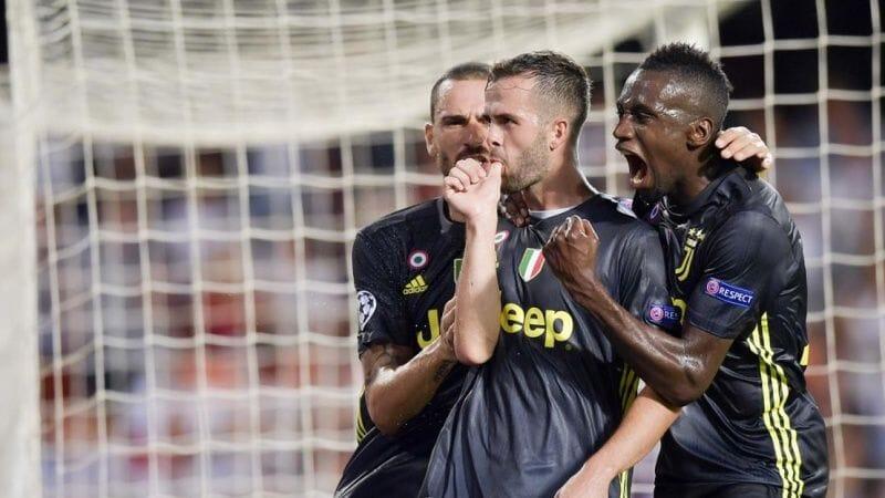 Juventus e Roma: il piacere di vedere la Champions guadagnandoci sempre